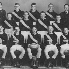 Coorparoo Football Club D Grade 1948 Premiership Team